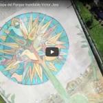 [Video] Inauguración del primer tramo del nuevo parque inundable Víctor Jara