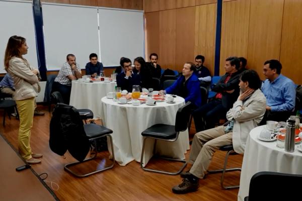 [Video] Primera Red Nacional de Laboratorios de Hidráulica