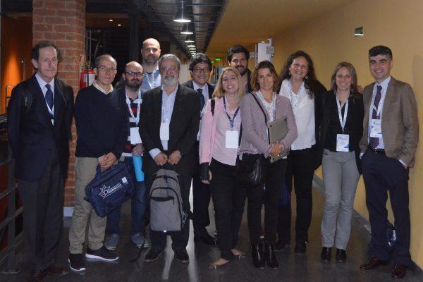 Reunión de la Red de Institutos Nacionales Iberoamericanos de Ingeniería e Investigación Hidráulica (RINIIIH) – 19 Septiembre – Argentina