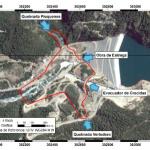 Modelo Matemático de la Descarga del Evacuador de Crecidas del Embalse Ancoa – VII Región