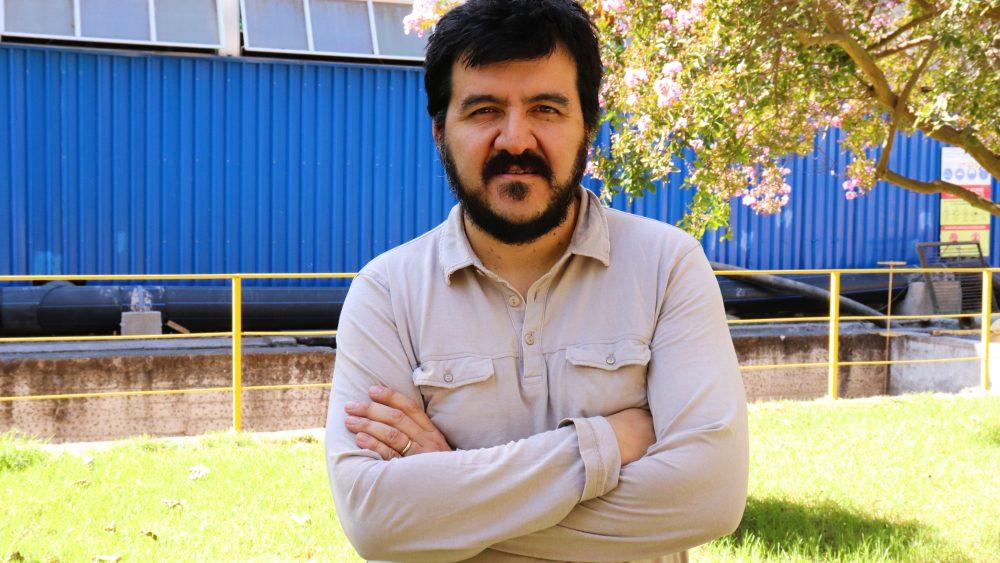 Luis Zamorano, jefe de la Unidad de I+D+i del INH.